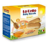 Buy Italy LO BELLO Baby Assorted Biscuits