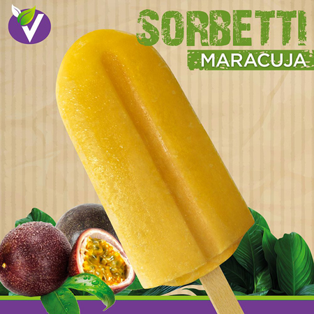 smoothie passion fruit italy  Leisure food, ice cream, ice lolly