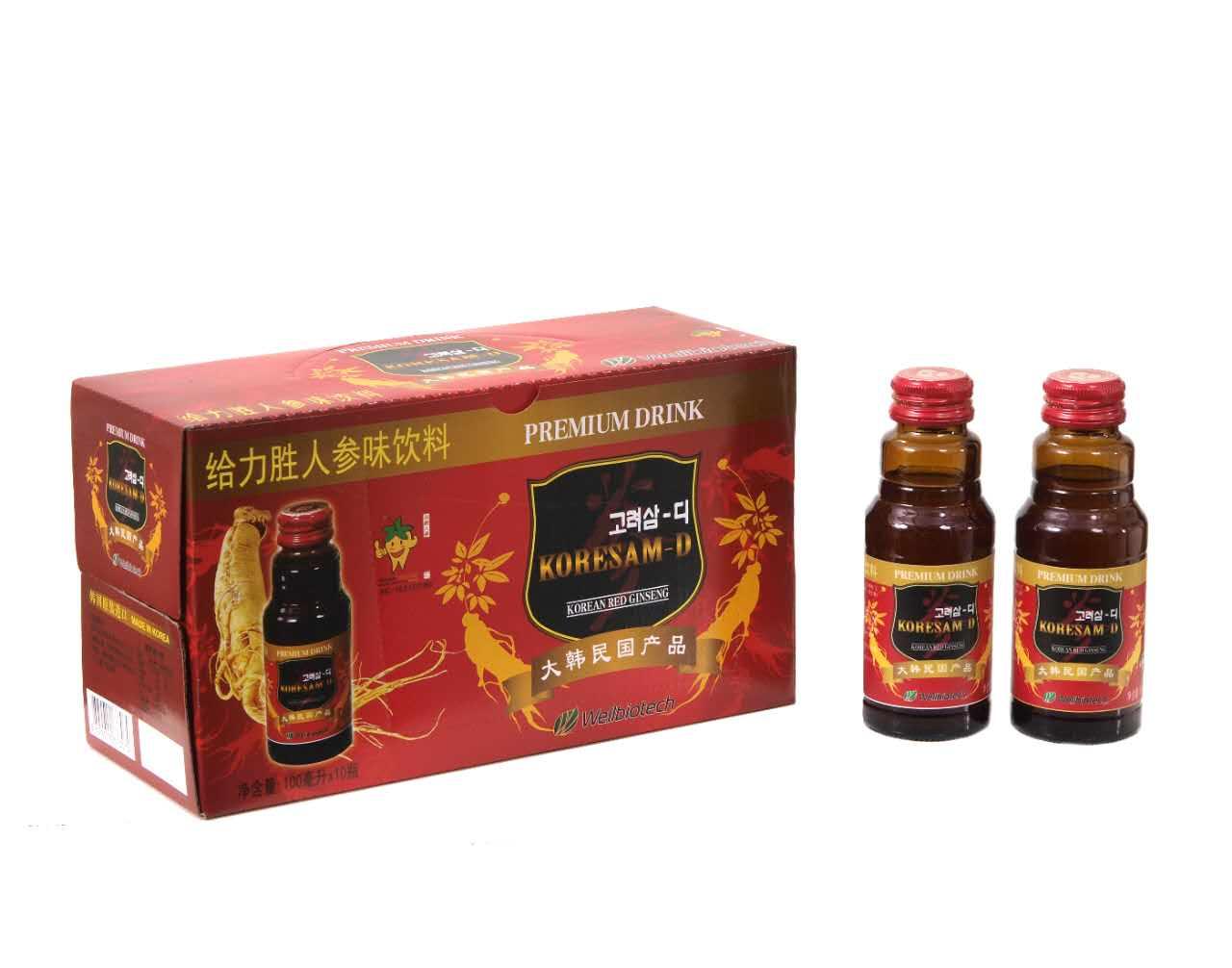 Wellbiotech/KORESAM-D  PREMIUM DRINK