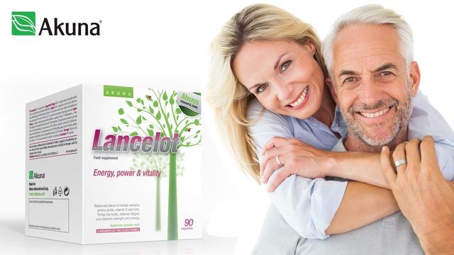 LANCELOT food supplements from the Czech Republic