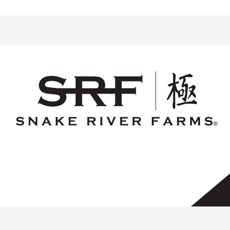 Snake River farms SRF and beef steak (gold grade M9 +)