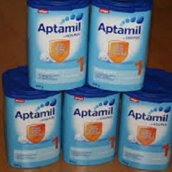 British Aptamil 4 stage 2-3 years formula milk powder
