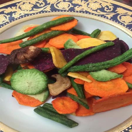 Buy veggie, crispy vegetables, healthy snacks, crisps250g,Australia