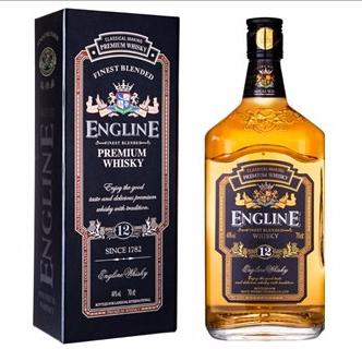 AFood 125 ml OEM Organic Whisky Spirit