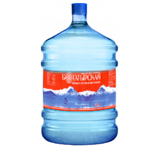 Drinking water Bogatyrskaya