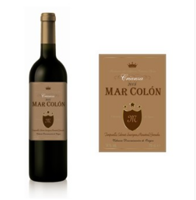 Purchase of Spanish Mar colon Golden Label Red Wine