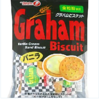 Japanese  biscuits snacks