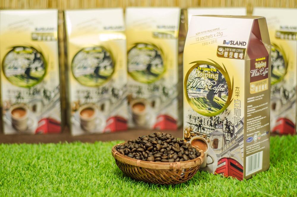High Quality White Coffee