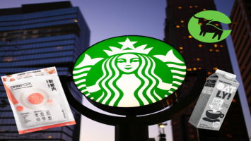 Starbucks China Launches Plant-Based Menu With Beyond Meat, Omnipork & Oatly