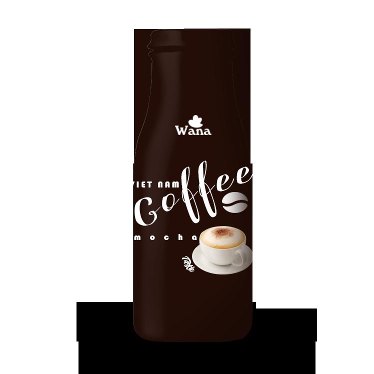 Vietnam Coffee Drink Beverage Wholesale in Glass Bottle 300ml