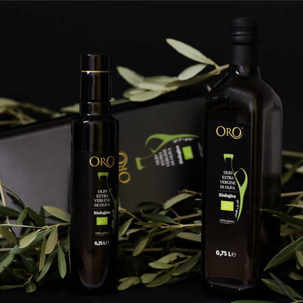 Italian Extra Virgin Olive Oil Italy ORO BIO Condiments