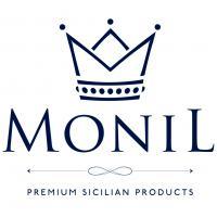 Sicilian hazelnut cream MONIL Basic Sweet Spread condiment Italy