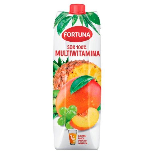 Fortuna 100% Pure Juice Series