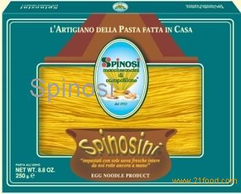 SPINOSINI PASTA 2000 Package 8.8 oz.