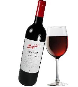 Penfolds bin 138 red wine