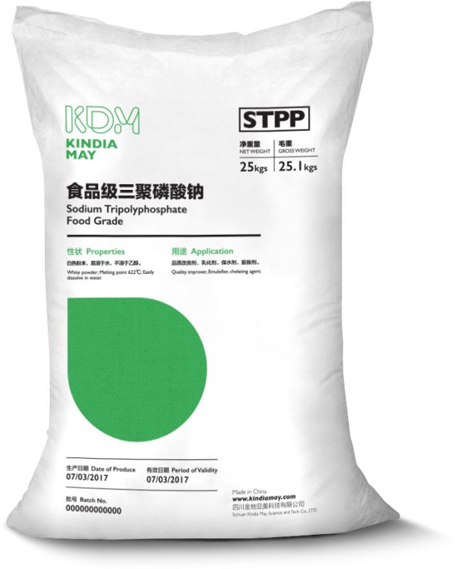 Food additives Sodium Tripolyphosphate for Quality improver