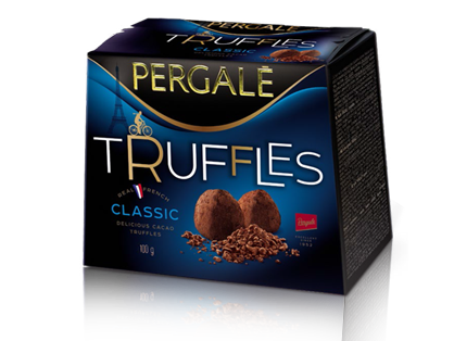 Lithuania peg Pergale chocolate