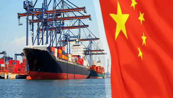Chinese government take efforts to release financial pressure on international trade companies