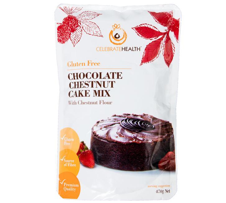 Celebrate Health Chocolate Chestnut Cake Mix