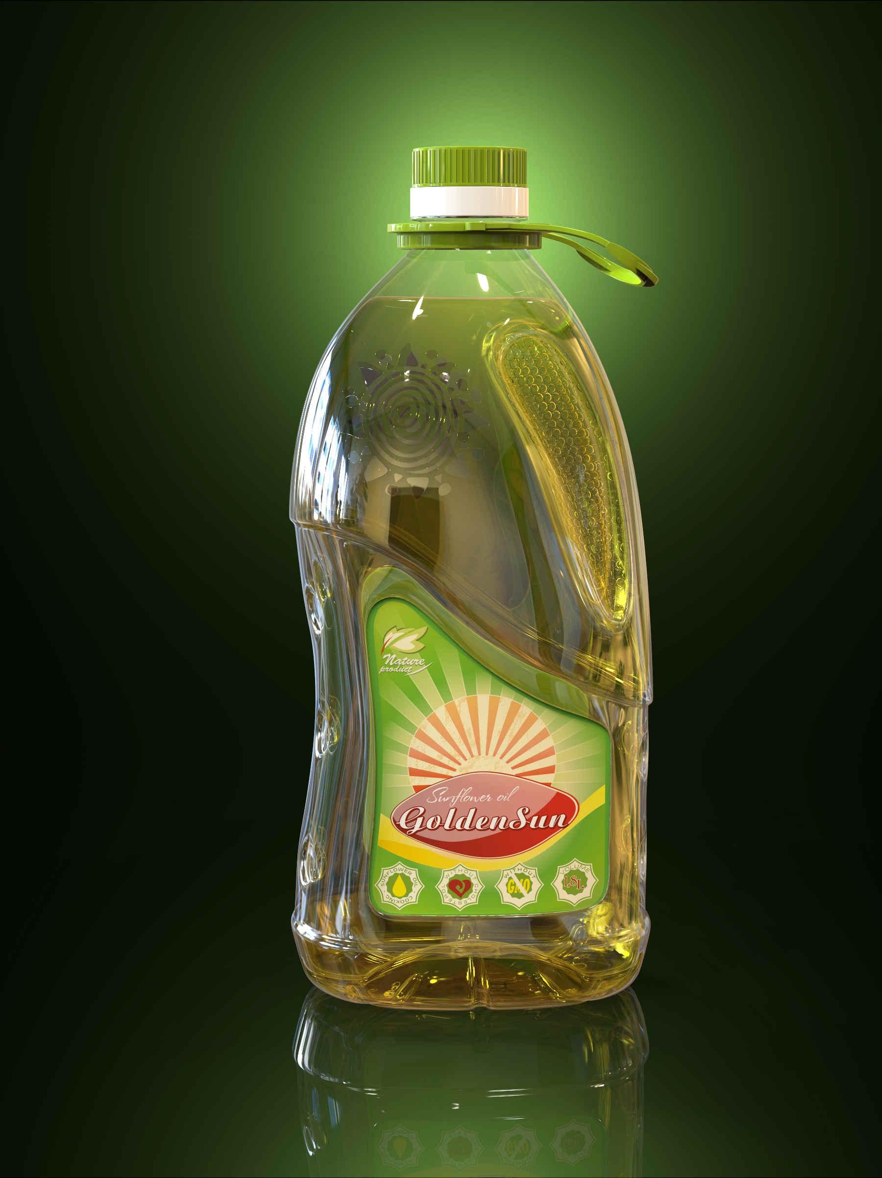 Refined Deodorized Sunflower OIl , Country of Origin Ukraine