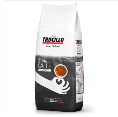 Italian coffee Il Mio Caffè Classico 1000 g bag beans Trucillo from Italy