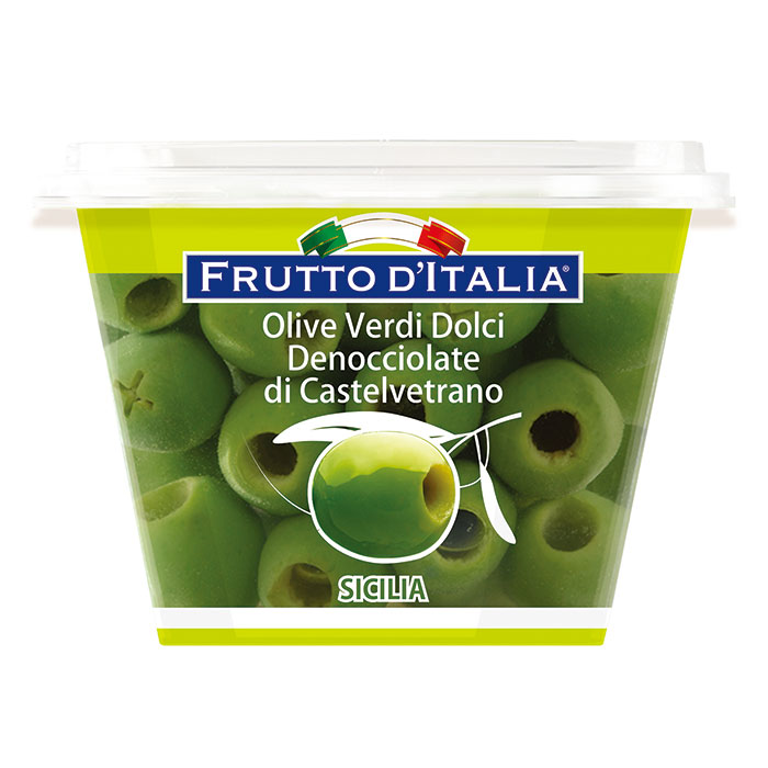 Green Pitted Castelvetrano Olives  Green Olives Seedless Olives