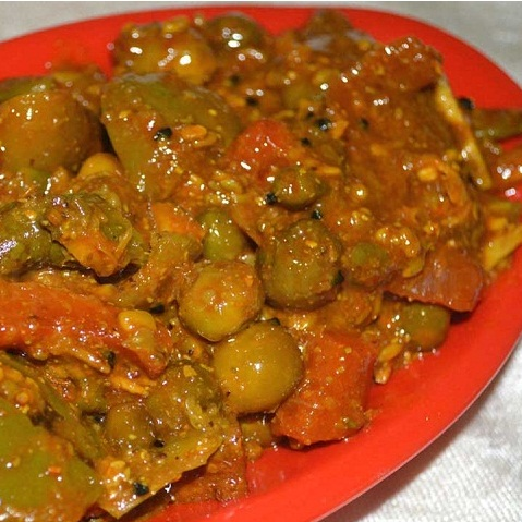 Mixed Pickle