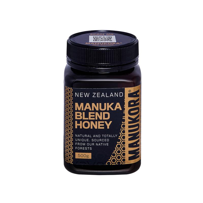 New Zealand Manukora honey