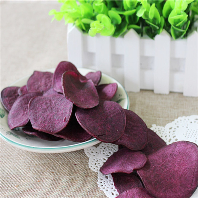 AFood VF Purple Sweet Potato Chips