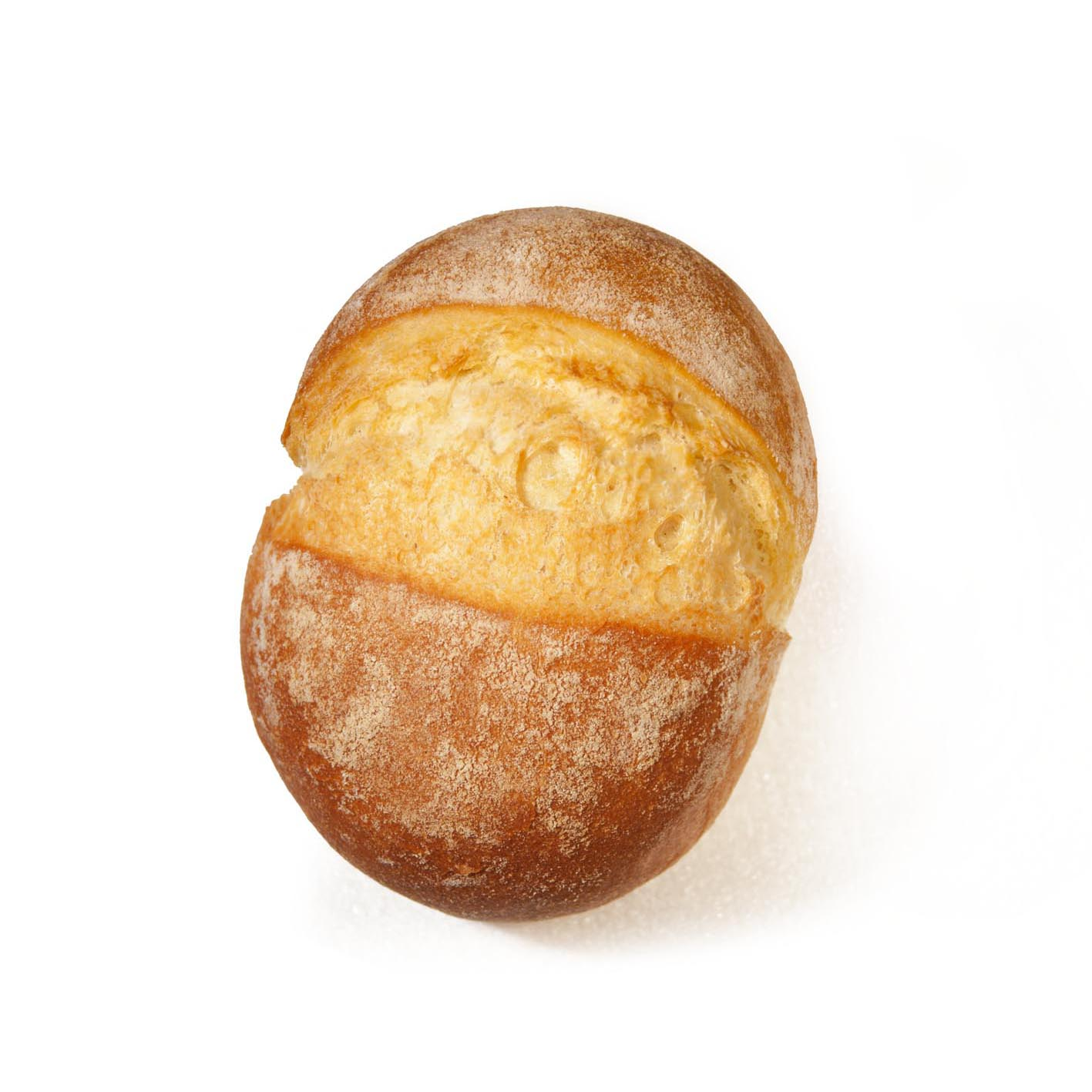 FROZEN SPACCATINA BREAD ROLL WITH DURUM WHEAT SEMOLINA  50G, BAKERY&CEREAL/BAKED, Italy, OROPAN S.p.A.