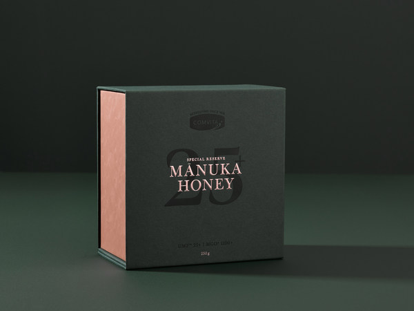 FOOD2CHINA:Comvita launches Special Reserve Manuka and OneHive movement
