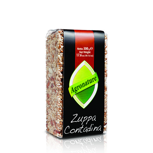 Agronature - Zuppa contadina beans for cooking soup fron Itay